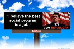 1 Social Program is a Job